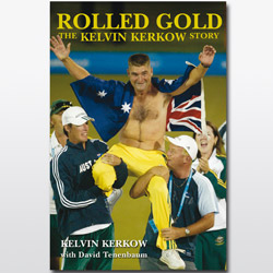 Rolled Gold Book – The Kelvin Kerkow Story